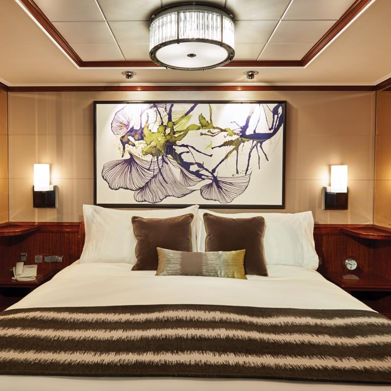 The Haven Owner's Suite with Large Balcony-Norwegian Pearl