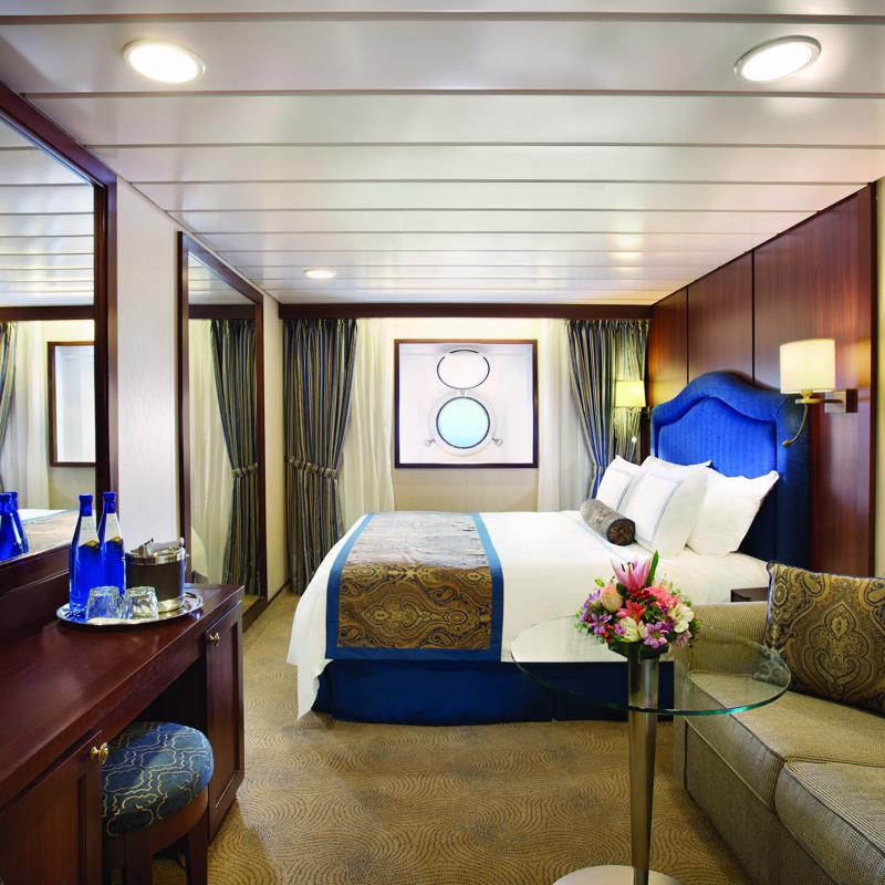 Ocean View Cabin - Oceania Regatta
