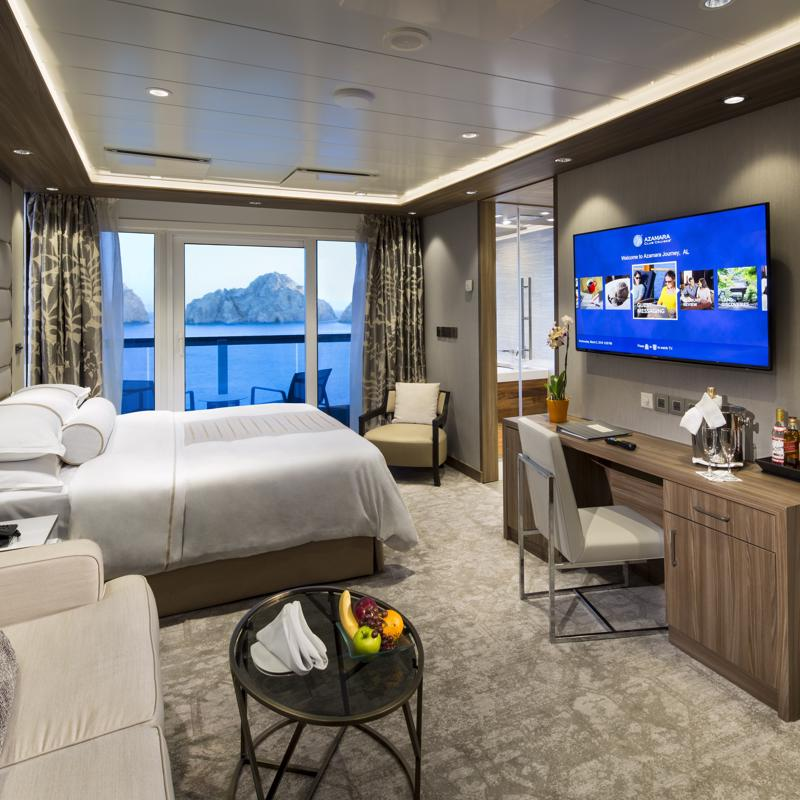 Club Spa Suite - Azamara Quest