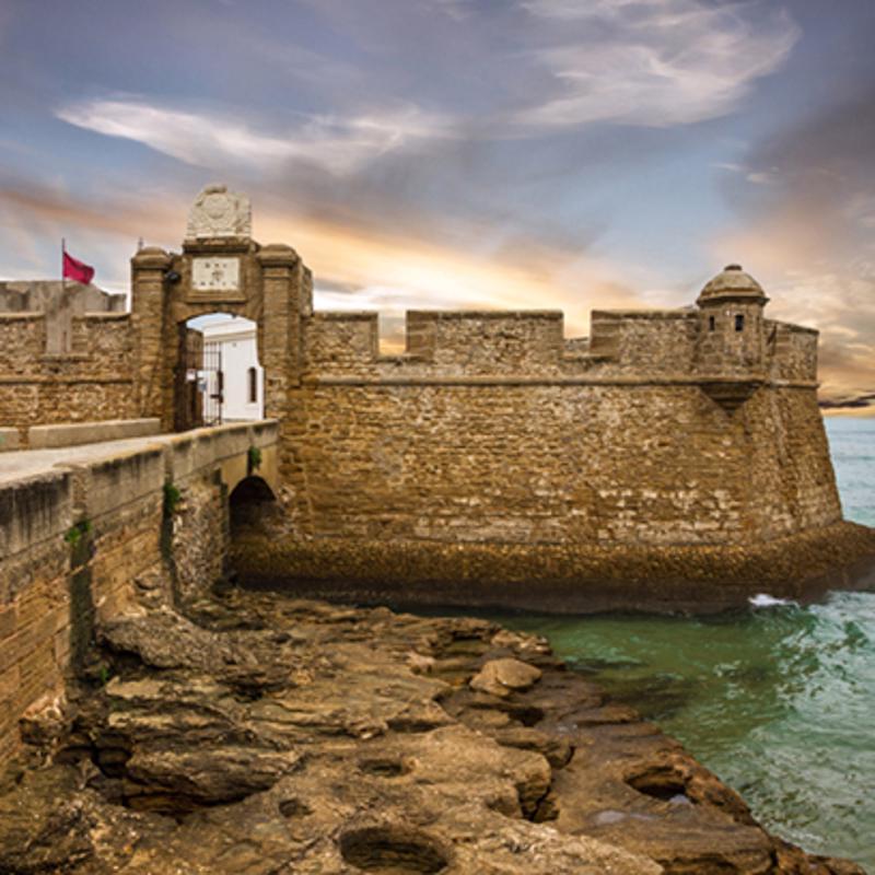 San Sebastian Cadiz Spain