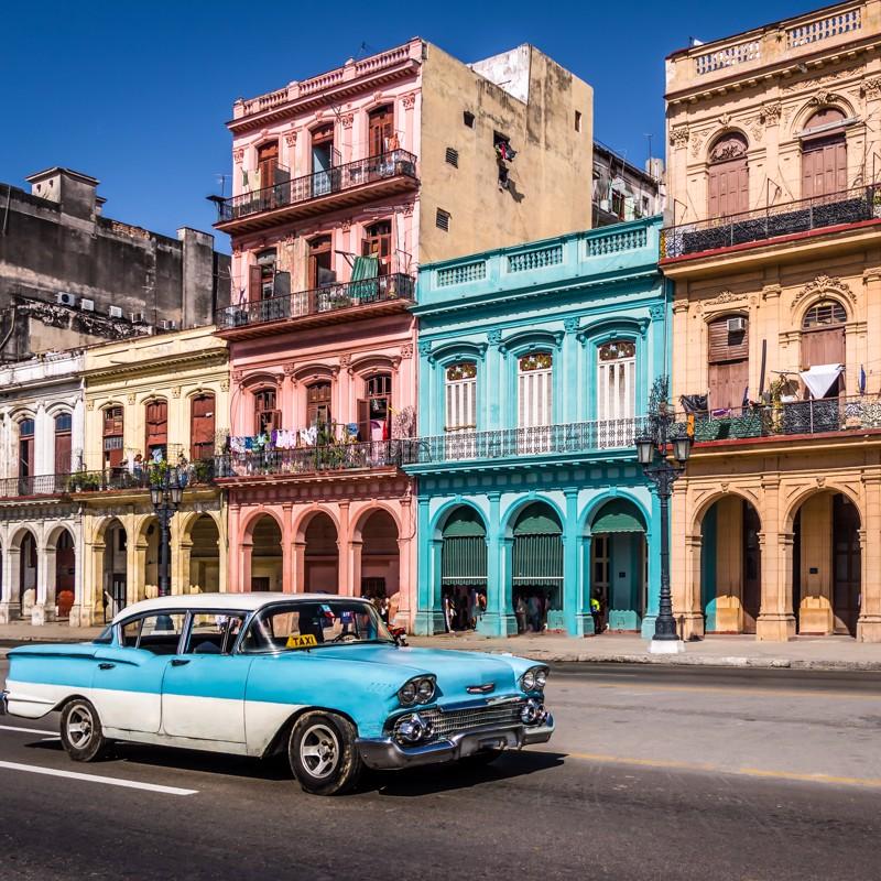Havana - Overnight onboard