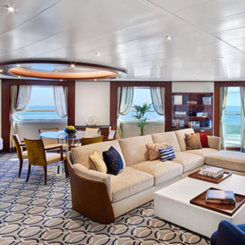Signature Suite - Seabourn Ovation