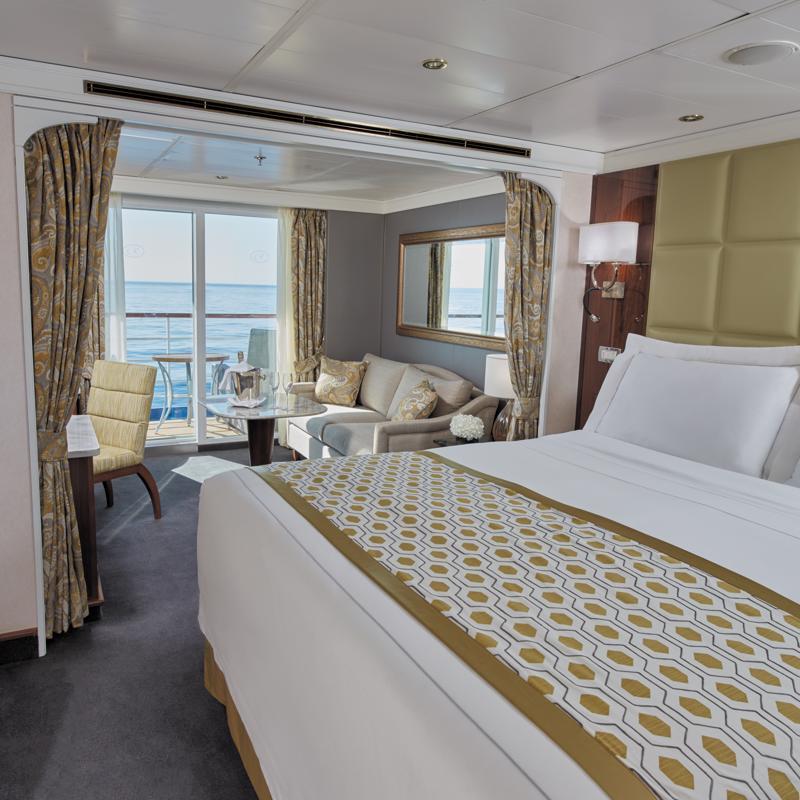 Concierge Suite on Regent Seven Seas Voyager