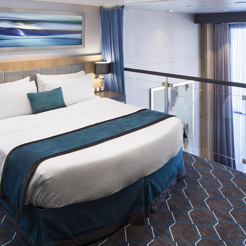 Crown Loft Suite with Balcony - Allure of the Seas
