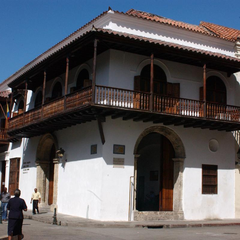 Palace of Inquisition Historical Museum Cartagena Columbia
