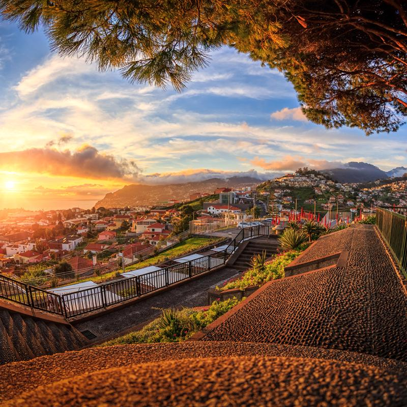 Funchal, Madeira - Overnight onboard