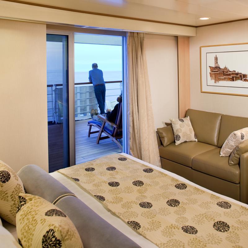 Cabins On Ms Maasdam Iglucruise