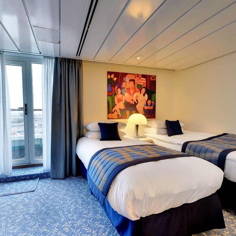 Balcony Room - Balmoral
