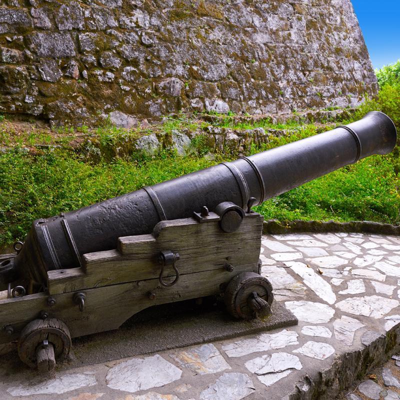 Castro Fortress Vigo Spain