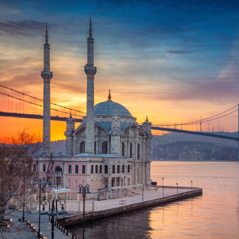 Black Sea - Istanbul
