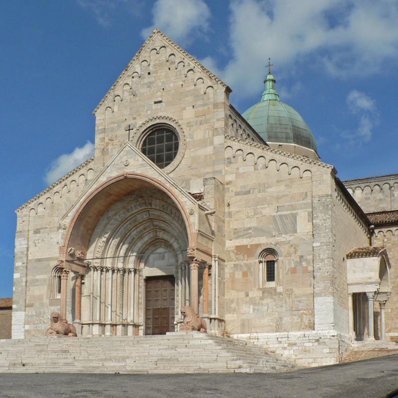 Anacona Cathedral ANCONA - MARCHE (ITALY)