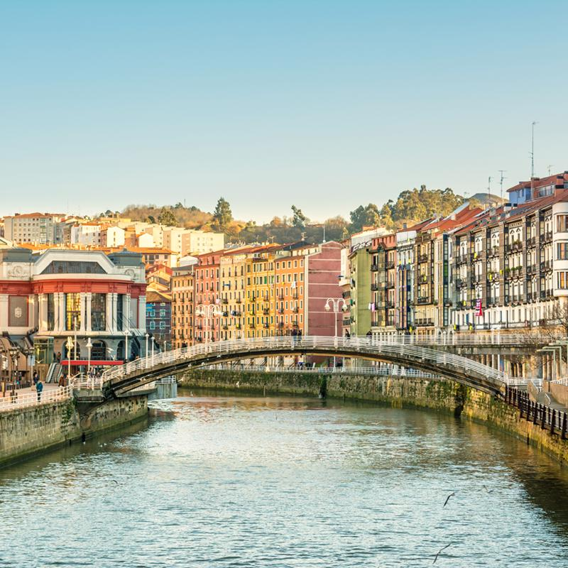 Getxo (for Bilbao)