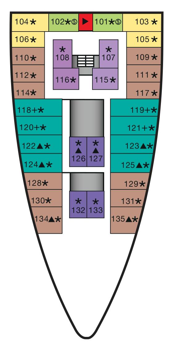 Caribic Deck