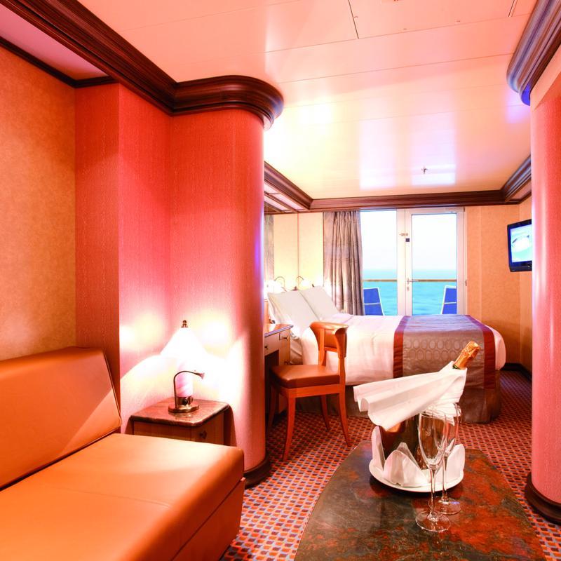 Mini Suite with balcony - Costa Luminosa