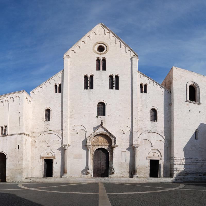 St Nichola's Basilica BARI - PUGLIA (ITALY)