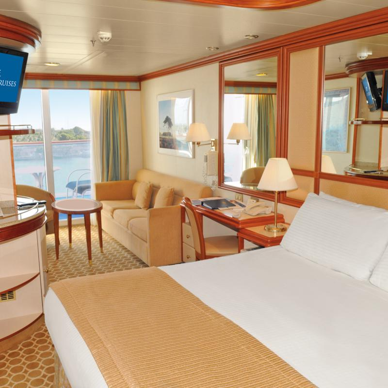 Club Class Mini-Suite - Island Princess