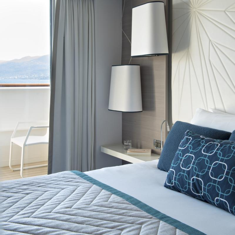 Grand Deluxe Suite with Balcony - Le Lyrial
