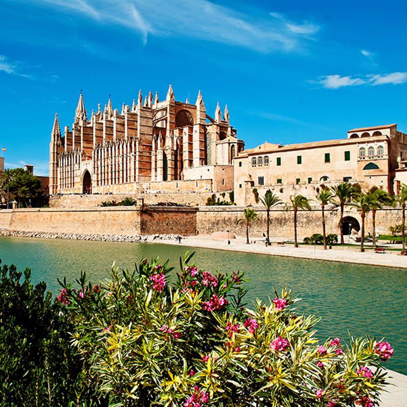 Le Seu Cathedral Palma Majorca Spain