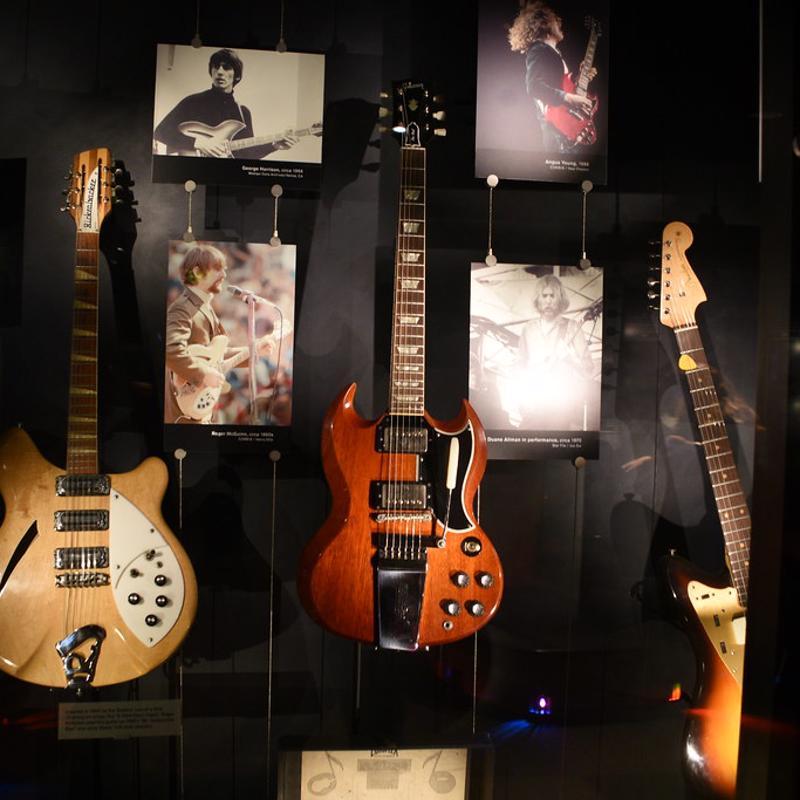 Museum of Pop Culture Seattle USA