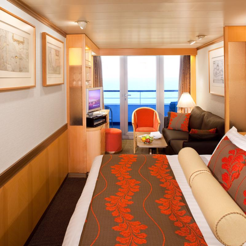 Vista Suites - MS Veendam