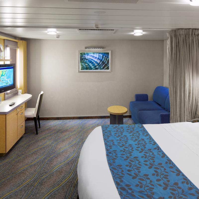 Spacious Interior - Allure of the Seas