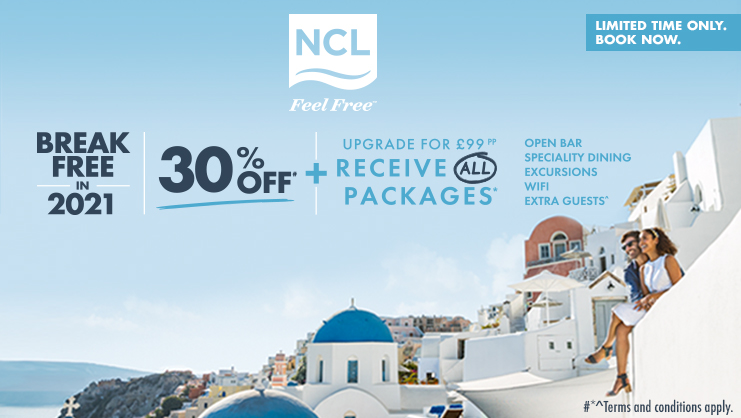 NCL Holiday Sale