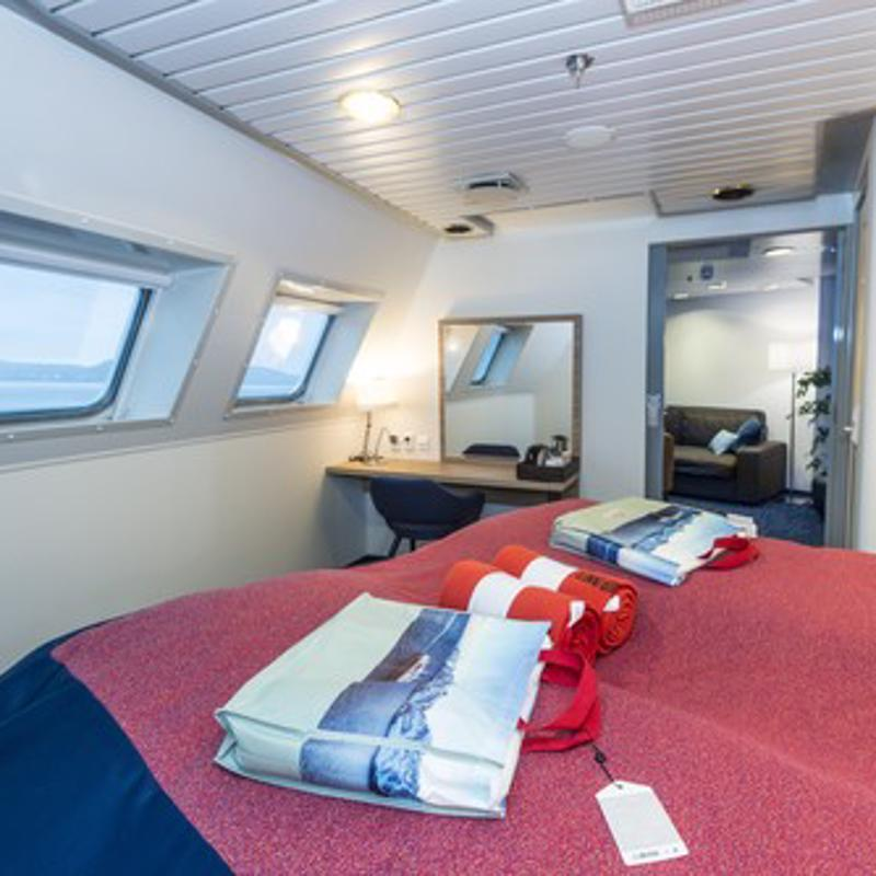Expedition Suite - MS Nordnorge