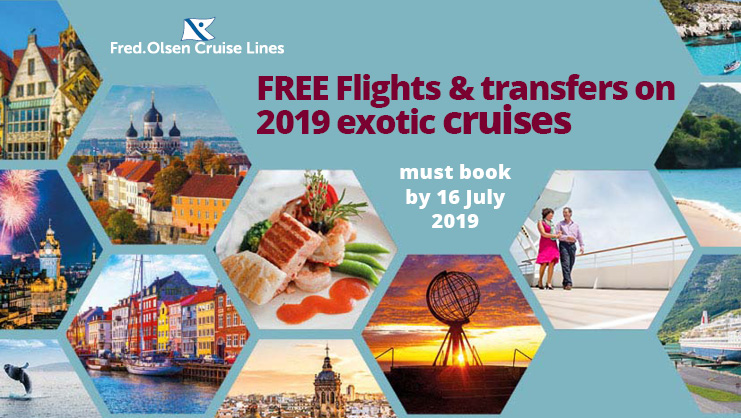 Cruises and cruise holidays 2019, 2020 - Planet Cruise