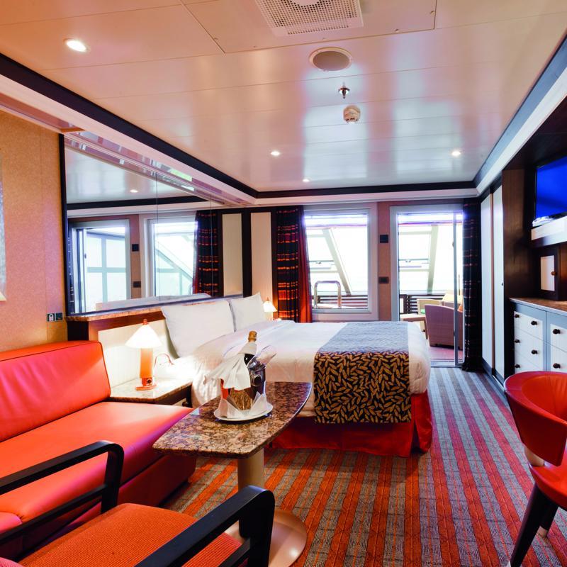 Suite with Balcony - Costa Mediterranea