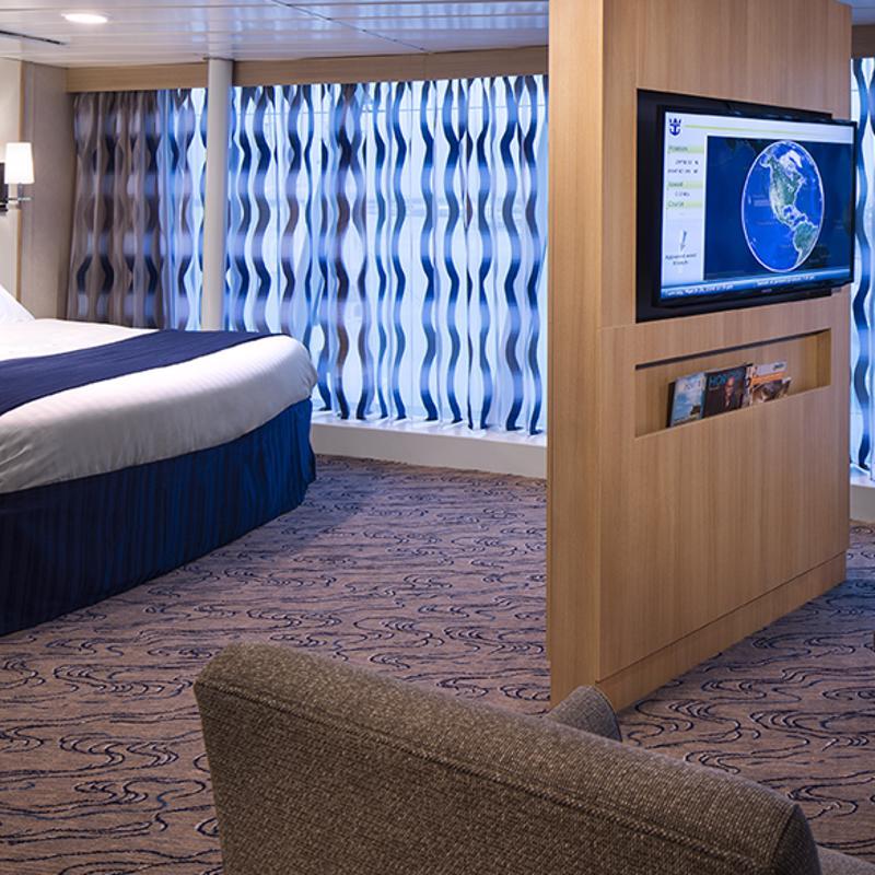 Ocean View Panoramic Suite - Liberty of the Seas