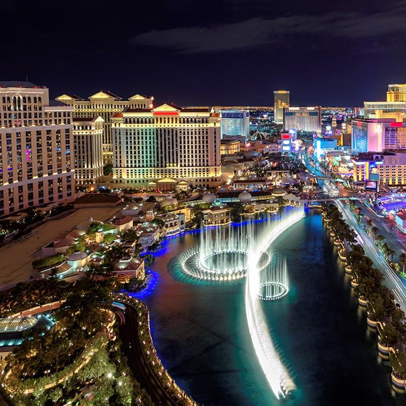 Las Vegas - Day at leisure