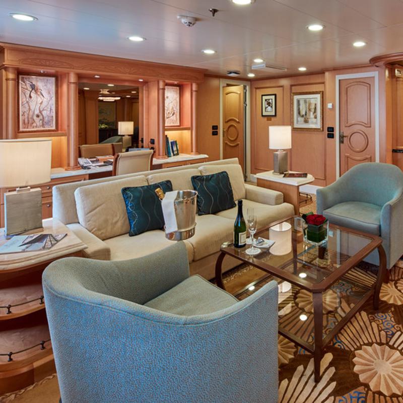 Grand Suites - Cunard Queen Elizabeth