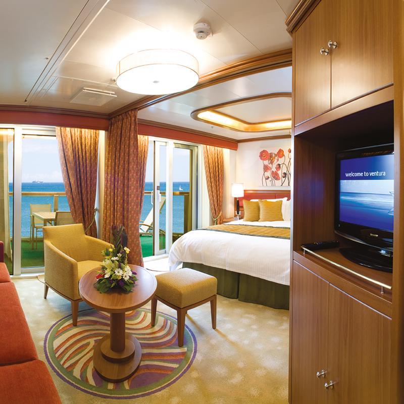 Penthouse suite - P&O Ventura