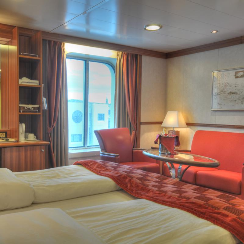 Expedition Grand Suite - MS Fram