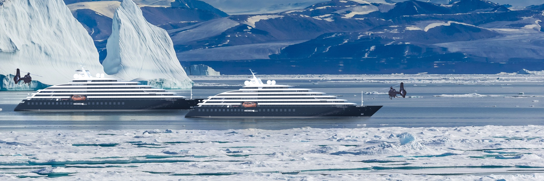 Scenic Discovery Yacht Cruises