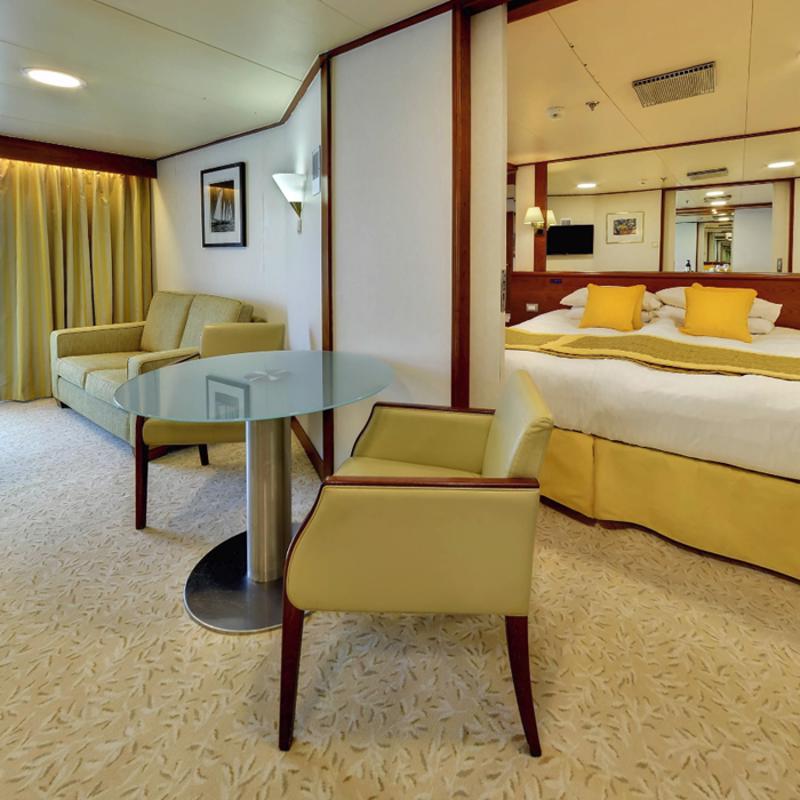 Premier Suite - Boudicca