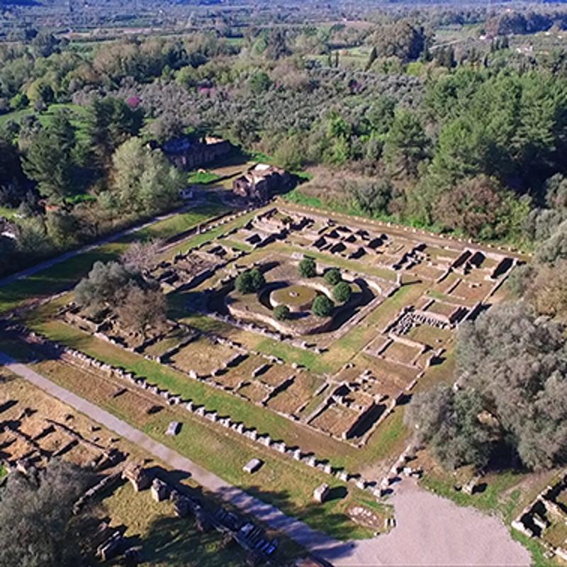 Ancient Stadium Olympia Katakolon Greece