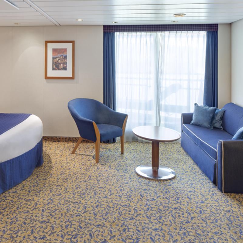 Suite Guarantee- Serenade of the Seas