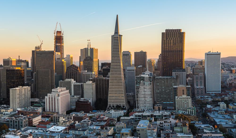 San Francisco - Overnight onboard