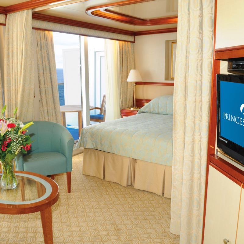 Premium Suite - Coral Princess