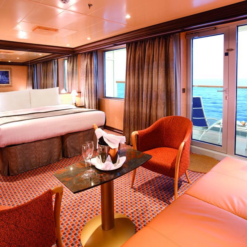 Grand Suite with balcony - Costa Luminosa