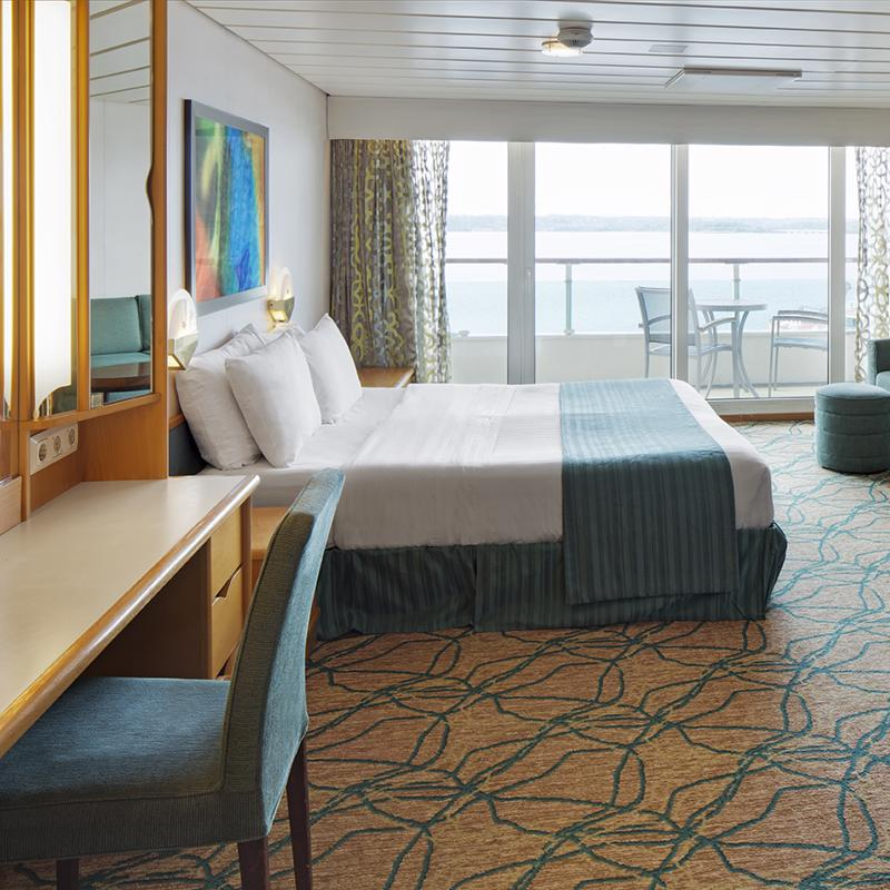 Spacious Ocean View - Enchantment of the Seas