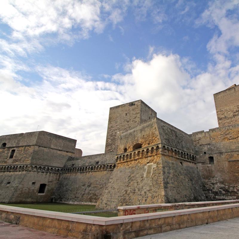 Castello Svevo BARI - PUGLIA (ITALY)