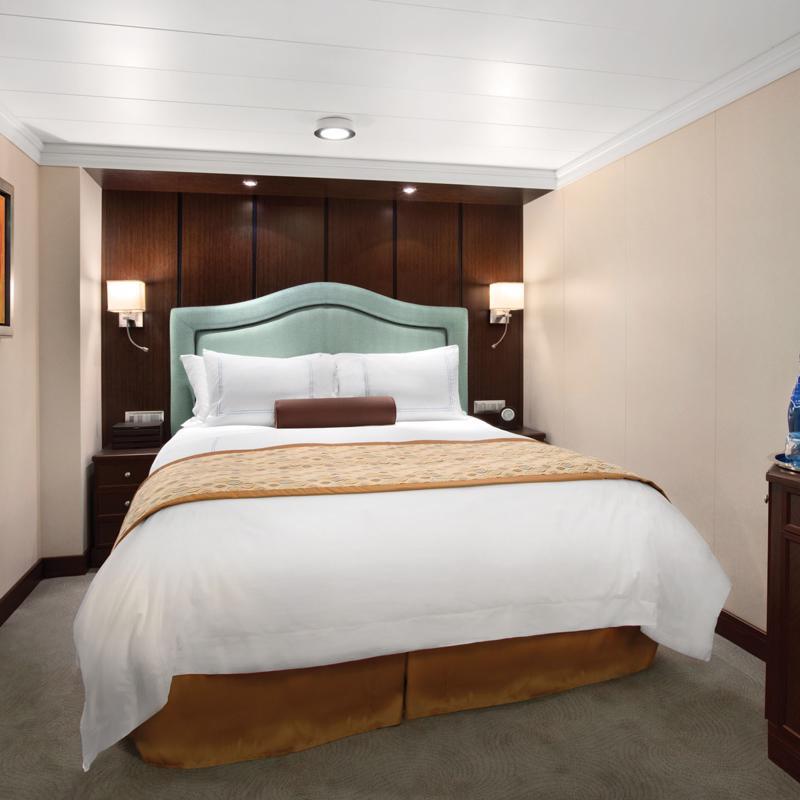 Inside Cabin - Oceania Riviera