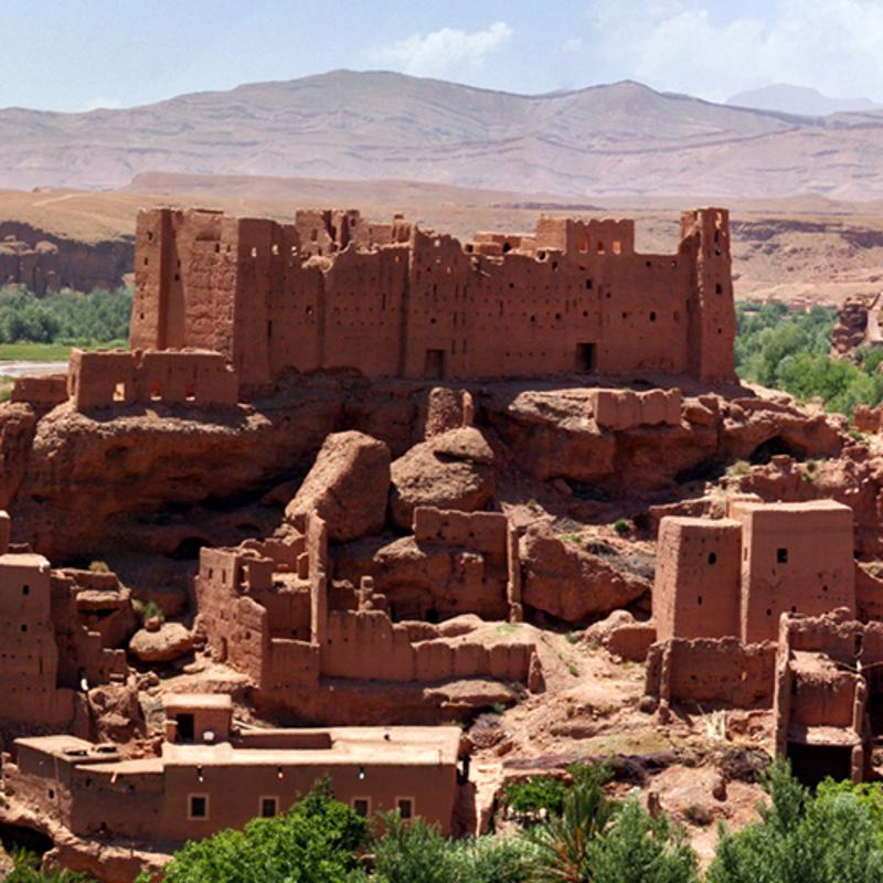 Kasbah Agadir Morocco