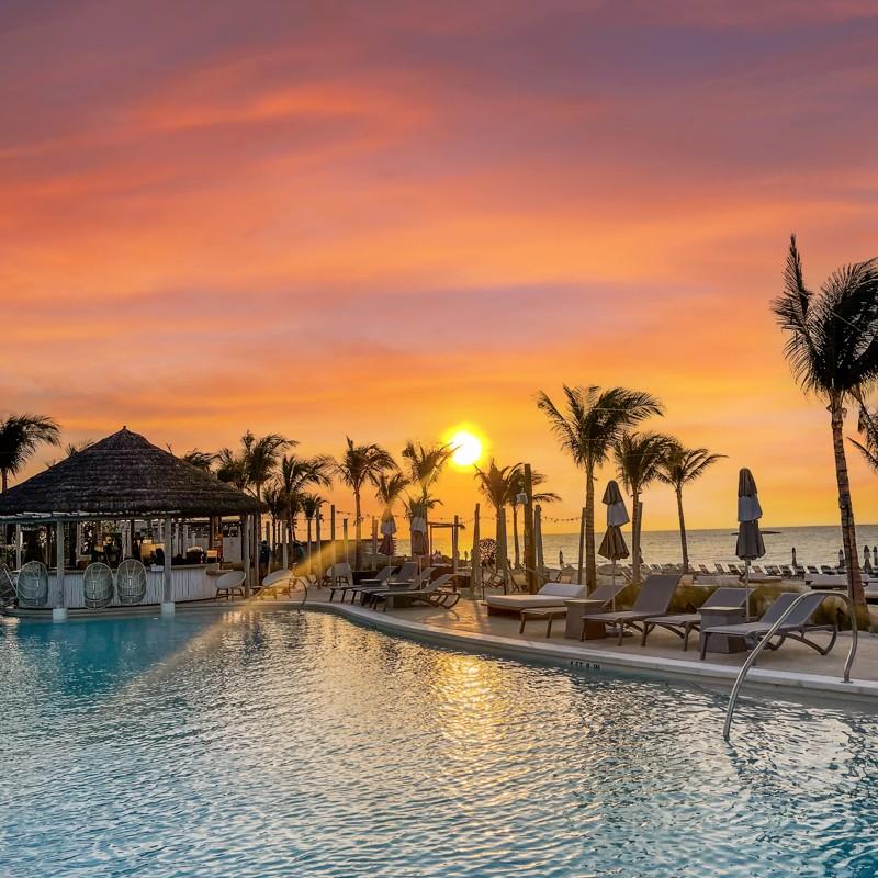 VIP Bimini Beach Club, Bimini Island