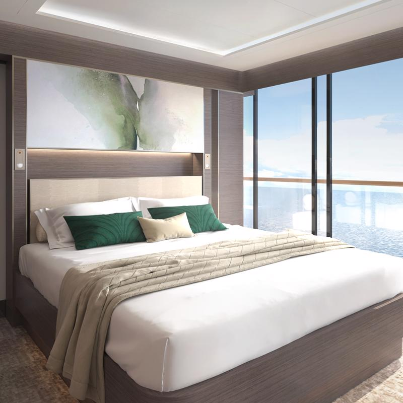 The View - Ritz-Carlton Yacht I