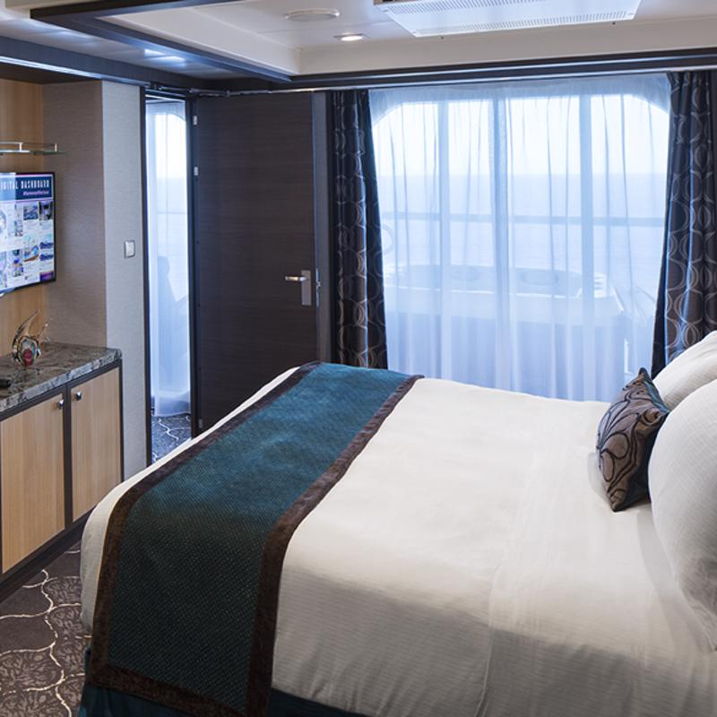 Balcony Guarantee-Vision of the Seas