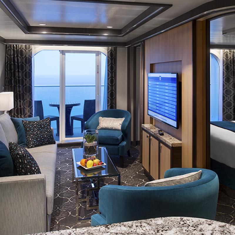 Grand Suite - 1 Bedroom - Harmony of the Seas