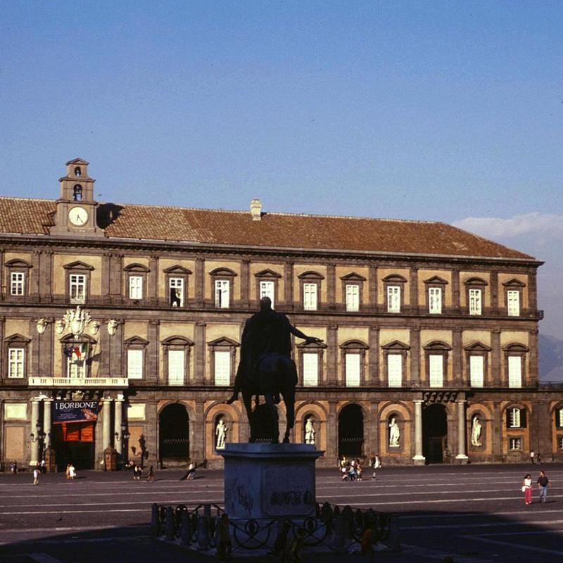Palazzo Reale Naples Italy